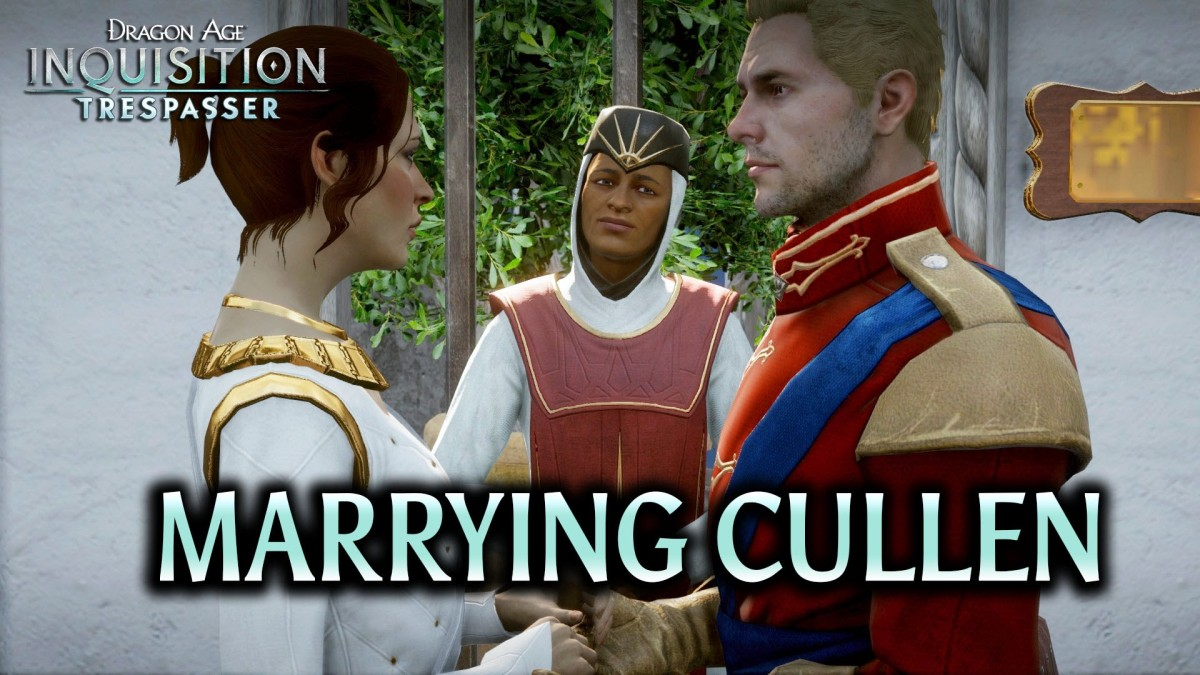 Dragon Age: Inquisition - Worst Wedding Ever